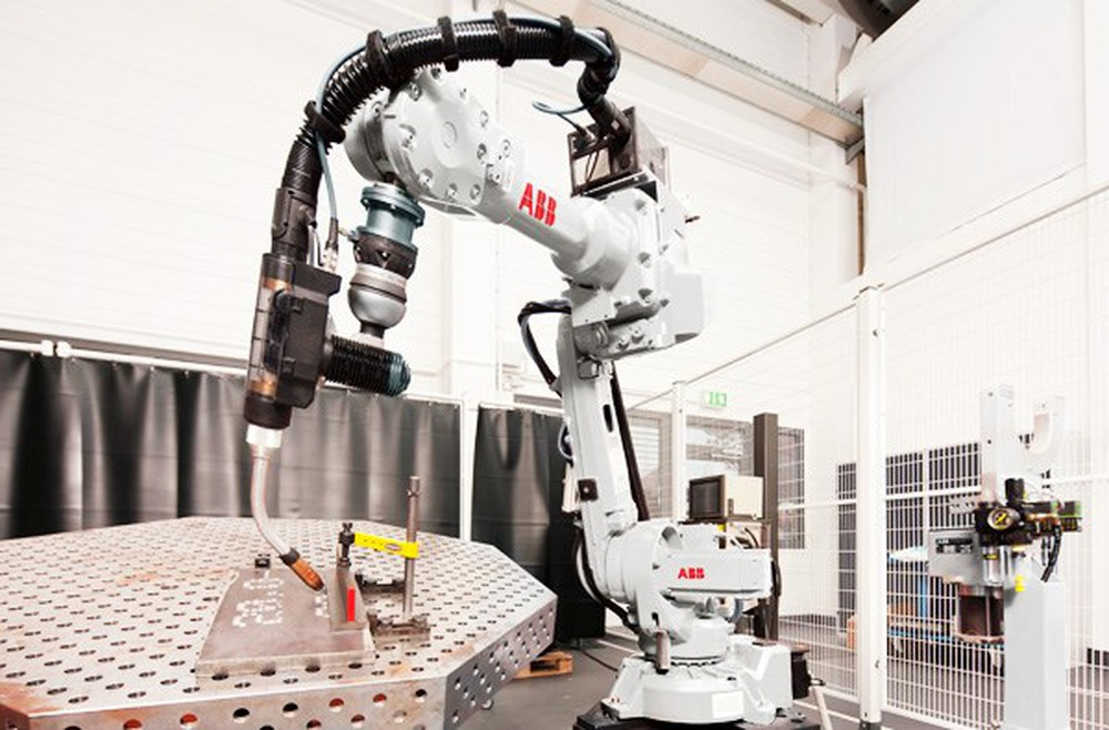 Robot sẽ chế tạo robot tại một nhà máy mới ở Trung Quốc của tập đoàn kỹ thuật Thụy Sĩ ABB