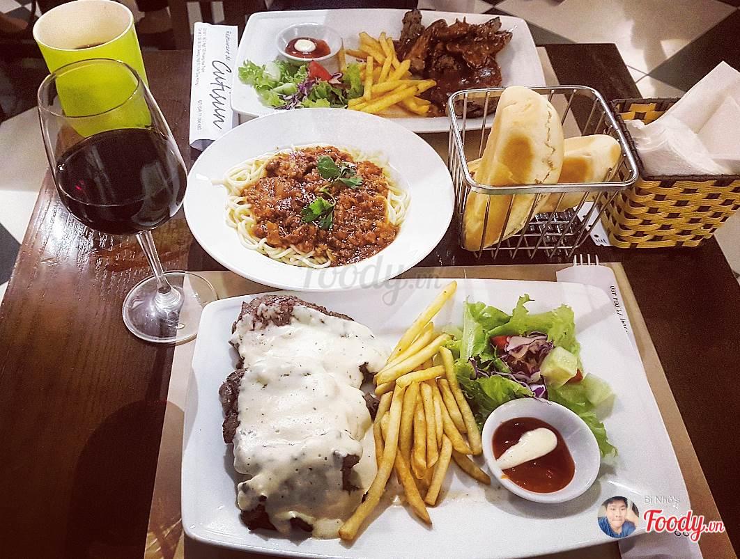 Beefsteak Pháp