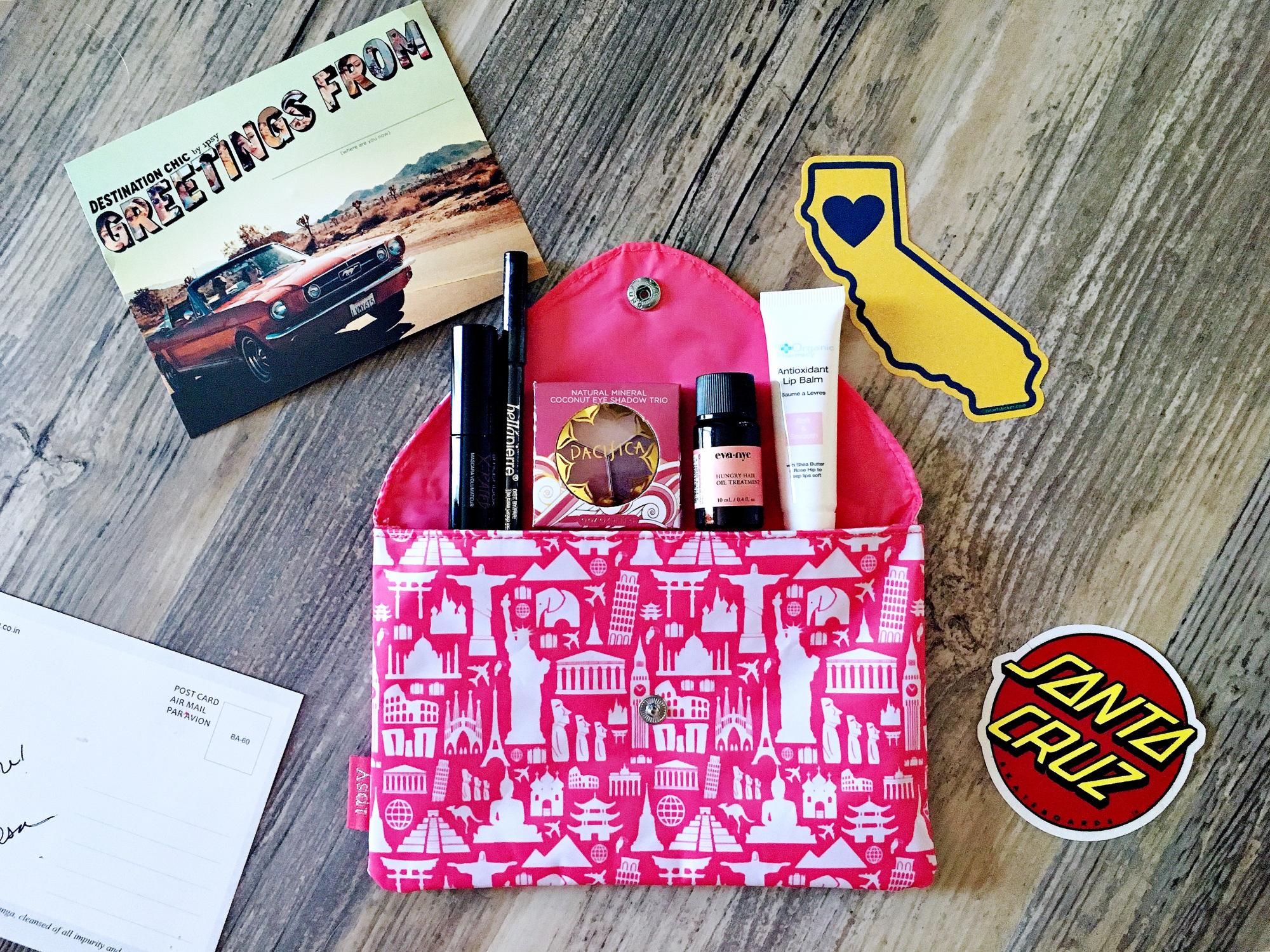 Lixibox bag comestic