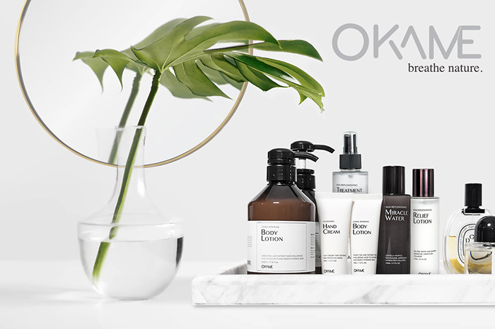 OKAME Lixibox review