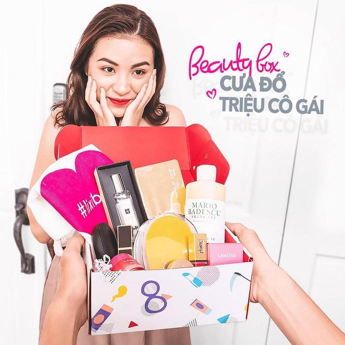 Lixibox là một website mua sắm mỹ phẩm, dụng cụ làm đẹp trực tuyến được thành lập vào tháng 3/2015 và thuộc sở hữu của Công ty cổ phần Sachi.