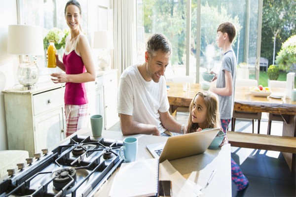 Phong thủy nhà ở và hạnh phúc gia đình