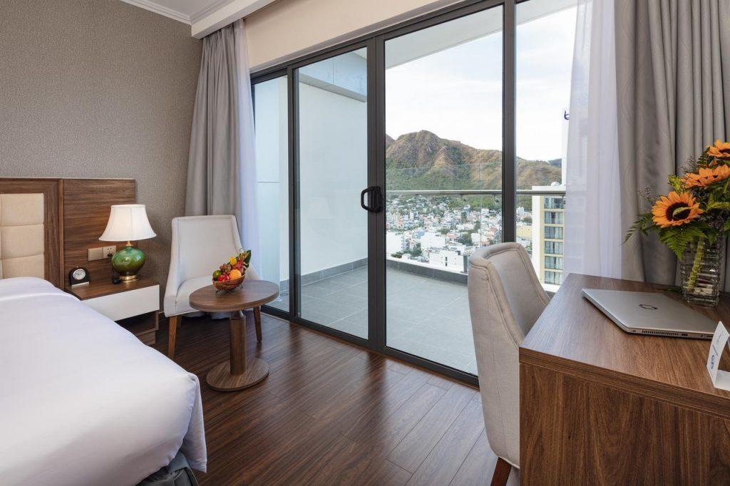 Tận hưởng dịch vụ đỉnh cao, đẳng cấp thế giới tại Nha Trang Horizon Hotel
