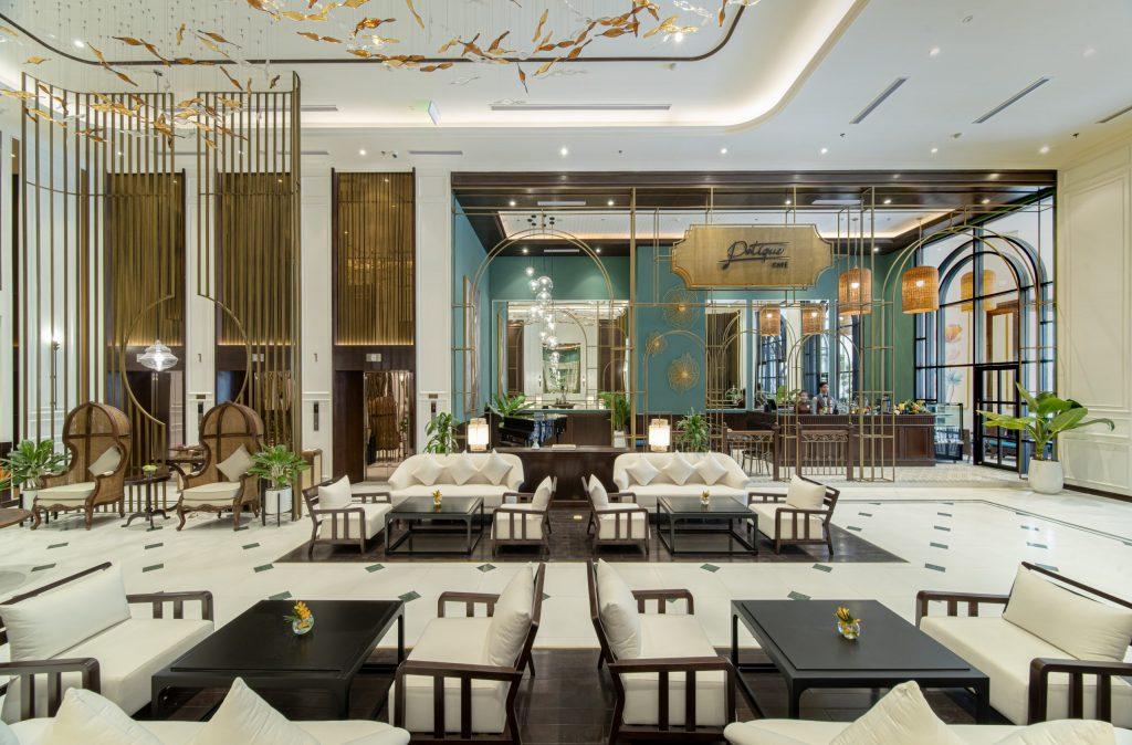 Tận hưởng dịch vụ đỉnh cao, đẳng cấp thế giới tại Potique Hotel