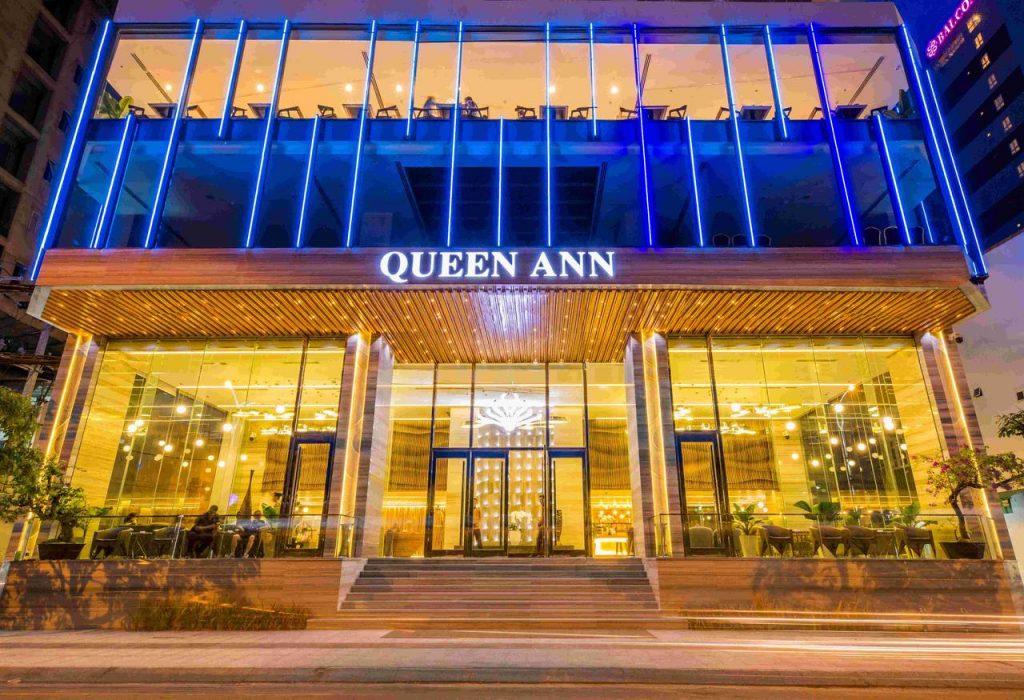 Tận hưởng dịch vụ đỉnh cao, đẳng cấp thế giới tại Queen Ann Nha Trang Hotel