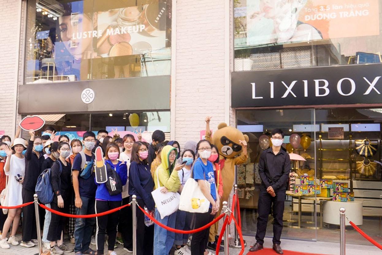 Khai trương cửa hàng thứ 2 của Lixibox tại Phan Xích Long vào tháng 07/2020