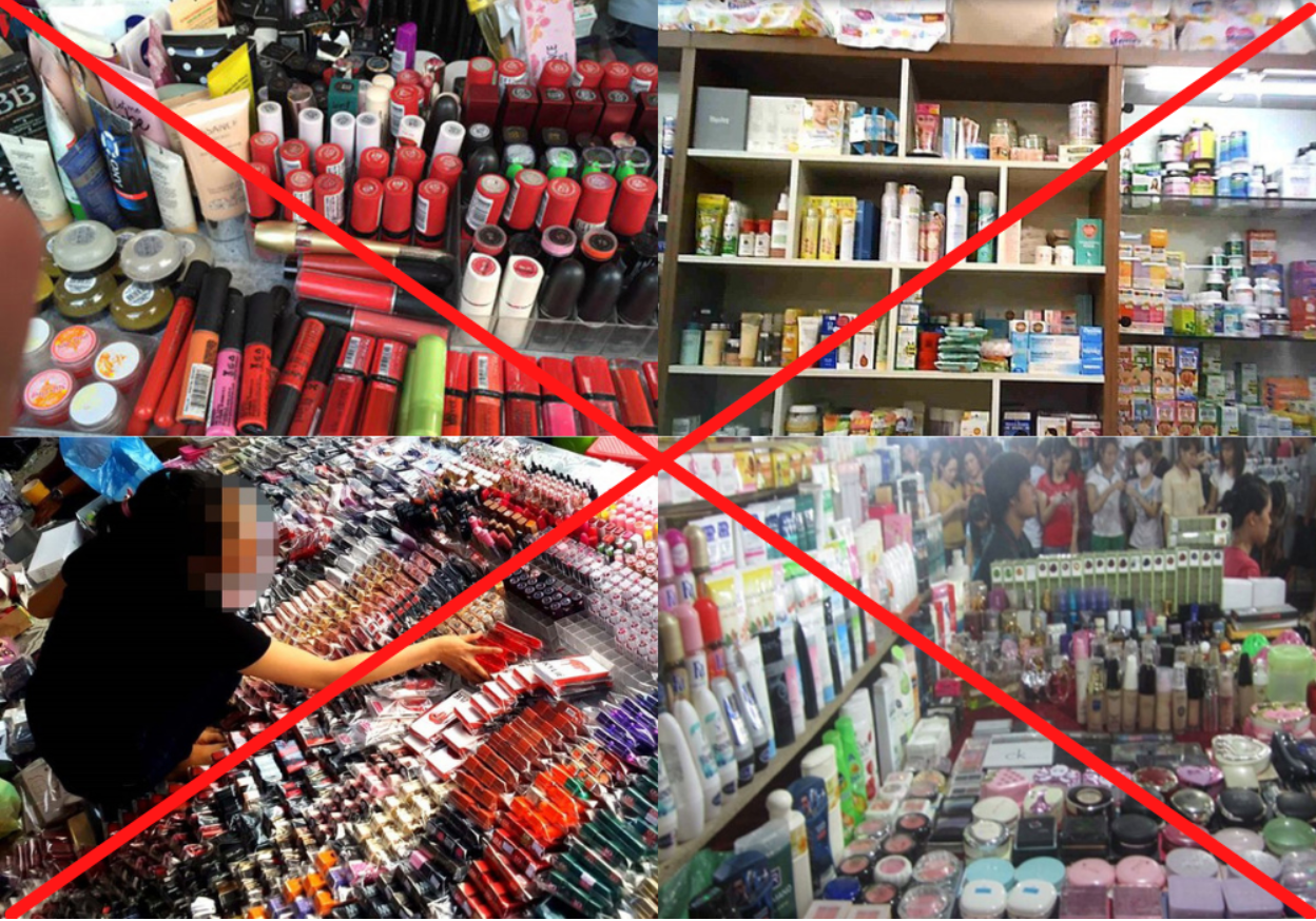 """Lixibox nói """"không"""" với hàng giả, kém chất lượng (Nguồn: internet)"""
