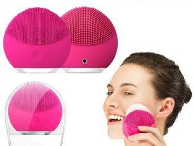 Máy rửa mặt là một dụng cụ chuyên dùng để rửa mặt và chăm sóc da mặt