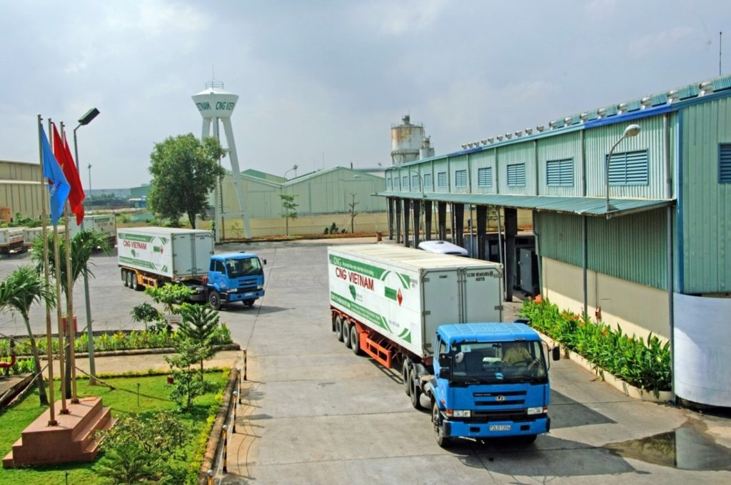 CNG Việt Nam đặt mục tiêu tiếp tục giữ vững vị thế là doanh nghiệp hàng đầu trong lĩnh vực khí nén thiên nhiên (CNG)